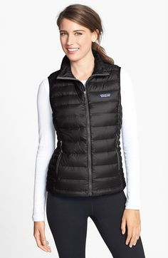 Patagonia Down Sweater Vest available at #Nordstrom