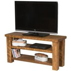 The+barnwood+open+TV+stand,+is+a+spectacular+centerpiece+for+any+rustic+living+room+or+cabin.++It+is+made+from+rough+sawn+pine+timbers,+and+has+significant+open+areas+for+your+DVD+players,+satellite+receivers,+DVRs,+stereos,+and+any+gaming+equipment.++It's+unique+open+design+also+works+great+for+showing+off+decorations+or+pictures+of+the+family.++ Pine Timber, Dvd Players, Tv Consoles, Rustic Furniture, Furniture Making, Barn Wood, Centerpiece, Workshop, Gaming