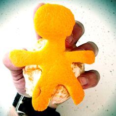 Orange fun . 30 secs. #orange