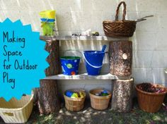 Making Space for Outdoor Play When Space is Tight | Childhood101