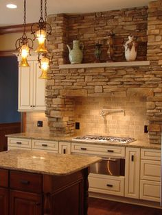 Highland Heights Kitchen - traditional - kitchen - cleveland - Lonny @ Kitchen and Bath, Etc.