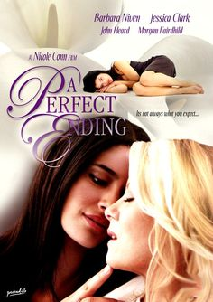 A Perfect Ending (2012) Shes elegant, wealthy and proper and upstanding wife and mother with three grown children, a swanky estate and an awful husband. And shes never had an orgasm. Determined to solve the problem, Rebeccas lesbian friends set her up with an ...#Lesbian #movie #lesbianmovie