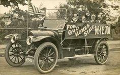 Anti-suffragette...for goodness sake!