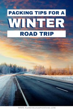 Do you have a winter road trip planned? Read these packing tips for a winter road trip to ensure you have all the winter essentials! I packing tips I travel packing tips I winter travel tips I what to pack for travel I winter packing tips I what to pack for a winter road trip I road trip packing tips I packing tips for a road trip I winter packing essentials I road trip tips I what to pack for a road trip I road trip essentials I cold weather packing tips I #packingtips #wintertravel #roadtrips