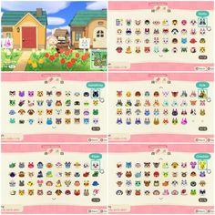 Animals Discover My organized curated collection of designs for Animal Crossing New Horizons. Animals Crossing, Animal Crossing Guide, Animal Crossing Villagers, Animal Crossing Qr Codes Clothes, Animal Crossing Hair, Male Character, Fantasy Character Design, Character Portraits, Small Store Design
