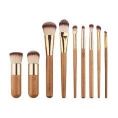 $5.74 (Buy here: https://alitems.com/g/1e8d114494ebda23ff8b16525dc3e8/?i=5&ulp=https%3A%2F%2Fwww.aliexpress.com%2Fitem%2F9Pcs-Women-Best-Makeup-Brush-Set-Cosmetics-Makeup-Pro-Set-Brushes-Soft-Blush-Face-Powder-Contouring%2F32788776298.html ) 9Pcs Women Best Makeup Brush Set Cosmetics Makeup Pro Set Brushes Soft Blush Face Powder Contouring Brush Tools for just $5.74