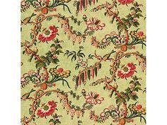 Lee Jofa KITLEY PRINT LEAF 2001195.23 - Lee Jofa New - New York, NY, 2001195.23,Wyzenbeek Cotton Duck - 15,000 Double Rubs,Lee Jofa,Print,0042,Light Green,Green,Heavy Duty,UFAC Class 2,Up The Bolt,David Easton Design,Thailand,Animals,Multipurpose,Yes,Lee Jofa,No,KITLEY PRINT LEAF