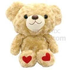 Bear Plush Toy (China)