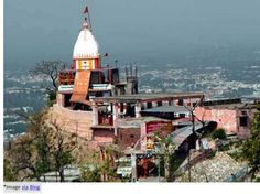 Haridwar- Holy Ganga Pilgrimage: Chandi Devi Temple- Is located on Neel parbat was built in 1929 by King of Kashmir, it's statue of Goddess is said to be of 8th One must visit when in Haridwar.