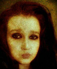 Lee Jeffries, Mona Lisa, Artwork, Painting, Work Of Art, Auguste Rodin Artwork, Painting Art, Artworks, Paintings