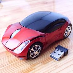 Wireless Mouse Cool Fashion Super Car Shaped Mouse Optical Mouse Mice for PC Laptop Computer Drop Shipping. Computer Companies, Computer Deals, Cheap Computers, Laptop Computers, Apple Laptop Stickers, Used Laptops, Pc Mouse, 4g Wireless, Laptop Accessories