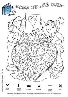 Free Coloring Pages, Comics, Paper, Saints, Note Cards, Mother's Day, Free Colouring Pages, Cartoons, Comic