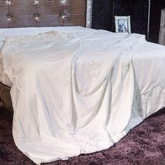Summer Cotton-Covered Silk-Filled Duvet