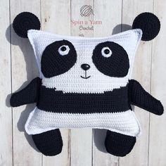 Amigurumi Panda Tarifi 3