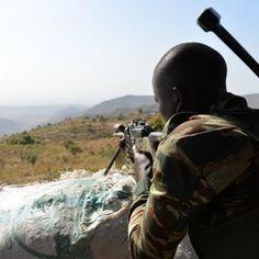 Des militaires camerounais soupçonnés d'en être les auteurs.  Après la marche des commerçants à Mokolo contre la série de braquages imputé