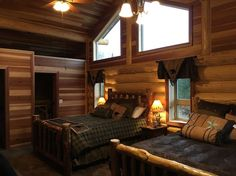 Check out this awesome listing on Airbnb: Alaska Knotty Pine B&B - Bed & Breakfasts for Rent in Palmer