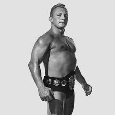 """Buddy Rogers. The original """"Nature Boy"""" won the first-ever WWE Championship in a tournament in Rio de Janeiro, Brazil, defeating Antonino Rocca on April 25, 1963."""