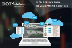 At Dot Technologies, we specialize in delivering custom web application development services. Our expert team develops web applications that match your business requirement and help enhance your brand value, targeting the market segments.