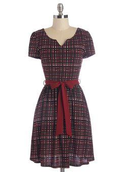 Quite the Travelista Dress