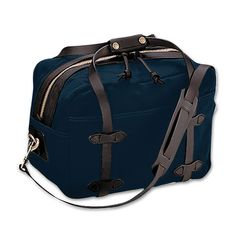 2b88b4e28a93 For Overnight or weekend trips    Filson Travel Bag-Medium in Navy Weekend  Travel