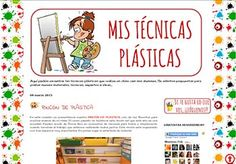 Recursos para trabajar la expresión plástica en Infantil. Revista Educación 3.0