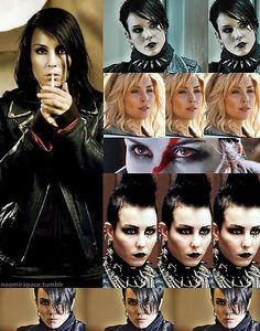 Fifth Harmony Lauren, Black Saturday, Lisbeth Salander, Millenium, Stieg Larsson, Noomi Rapace, Swedish Actresses, Year Of The Dragon, Suki Waterhouse