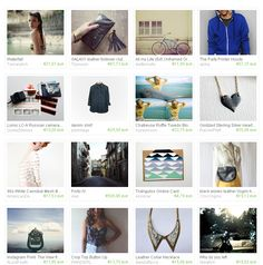 Treasury S.E. by Cecile on Etsy