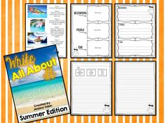 Interactive Writing for the summer