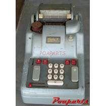 Máquina Calcular Registradora Antiga Addo X