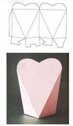 Heart box DIY