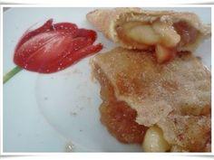 Tortinha de maçã estilo MC Donald's