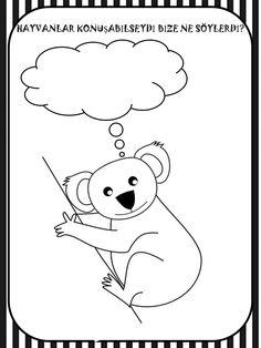 KOALA Mandala Coloring Pages, Zoo Animals, Kindergarten, Preschool, Snoopy, Teaching, Eminem, Drawings, Blog
