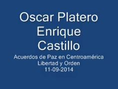 Libertad y Orden. Programa Nro. 5. Acuerdos de Paz en Centroamérica. 11-...