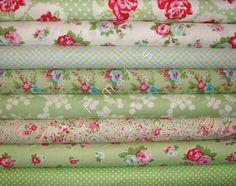 YARD BUNDLE / Tanya Whelan Fabric /  DELILAH Collection / by mimis, $78.00