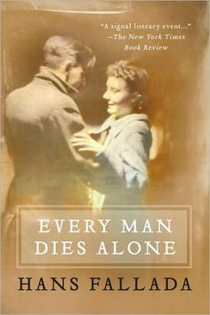 Great novel taking place in Germany during WWII.  Very dark, but very real.