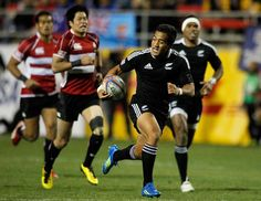 New Zealand off to fast start in USA Rugby Sevens