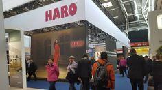 Megérkeztünk a BAU München 2017-es kiállítására! A világ legnagyobb építészeti, anyag-kellékek, rendszerek kiállítása!   Első állomásunk a HARO volt, amely piacvezető márka Németországban! Minden évben újdonságokkal lep meg bennünket, fa . fahatású, és kőhatású termékeivel, valamint 150 éves tapasztalatával teljesen elkápráztat!   Ha kíváncsi vagy, és szeretnél többet megtudni a HARO termékeiről, gyere és látogass el megújult weboldalunkra!  www.dreamfloor.hu Laminate Flooring, Budapest, Broadway Shows, Signs, Floating Floor, Shop Signs, Sign
