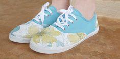 - Dream a Little Bigger Craft Blog - Reverse Printed Faux Saddle ShoesTutorial