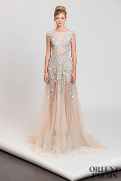 Tony Ward Spring-summer 2017 - Ready-to-Wear Unique Dresses, Stunning Dresses, Beautiful Gowns, Dream Wedding Dresses, Bridal Dresses, Mother Of The Bride Inspiration, Tony Ward Bridal, Glamour, Formal Gowns