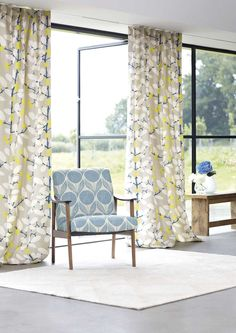 Coleccion Orvieto de @Romo_fabrics #interiordesign #fabrics