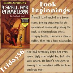 Piers Anthony - A Spell for Chameleon (Xanth # 1)