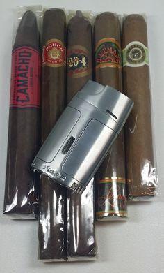 Cigar Samplers at MD Cigars