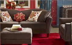Pier 1 Imports: Love the color combo