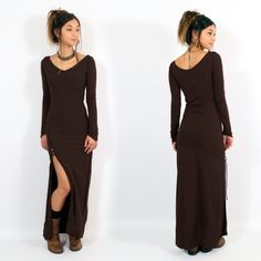 """Aryäa"" dress, Brown Party Dresses For Women, Dresses For Sale, Black Hippy, Hippie Outfits, Bohemian Gypsy, Spandex, Ladies Party, Mannequins, Festival Fashion"