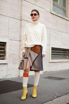Street Style at Men's Fashion Week