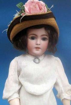 Edwardian doll Simon Halbig 1159  21 Inches