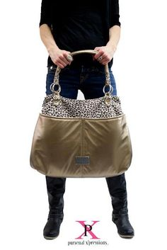 Style: Big Mama  Take everything but the kitchen sink with you!  Amazing diaper bag :)