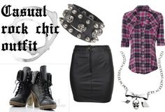 Fashion Infatuation: Leather and studs