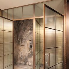 The Regal Series offers hand crafted custom designed solid brass enclosures. Our mirror-like decorative plated finishes and unlimited decorative glass options complement classic designs. Modern Shower, Bathroom Trends, Shower Enclosure, Modern Bathroom Design, Shower Doors, Amazing Bathrooms, Luxury Interior, Custom Framing, Luxury Homes