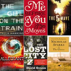 Books Being Made Into Movies in 2016 | POPSUGAR Entertainment